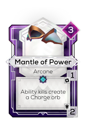 Mantle of Power