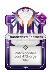 Thunderbird Feathers