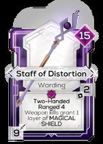 Staff of Distortion