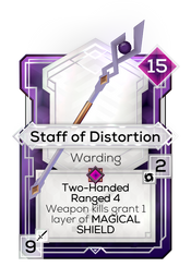 Staff of Distortion