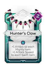 Hunter's Claw