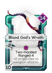 Blood God's Wrath