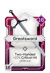 Greatsword