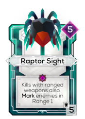 Raptor Sight