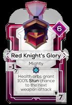 Red Knight's Glory