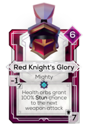 Red Knight's Glory