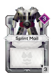 Splint Mail