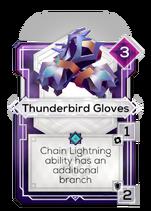Thunderbird Gloves