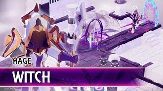 MONOLISK - Witch set - gameplay
