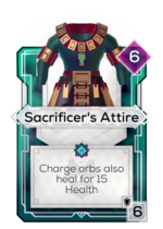 Sacrificer's Attire