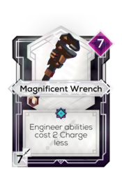 Magnificent Wrench