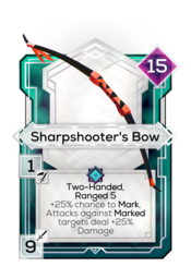 Sharpshooter's Bow