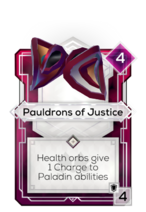 Pauldrons of Justice