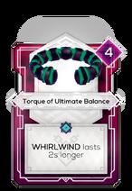 Torque of Ultimate Balance