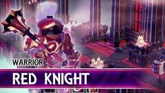 MONOLISK - Red Knight set - gameplay