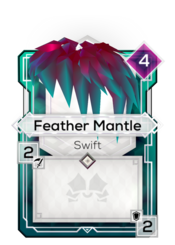 Feather Mantle