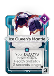 Ice Queen's Mantle