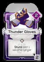 Thunder Gloves