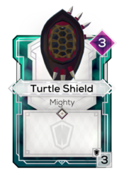 Turtle Shield