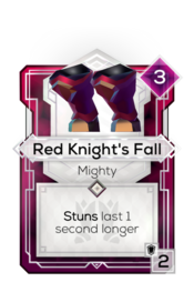 Red Knight's Fall