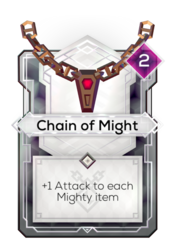 Chain of Might