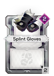 Splint Gloves