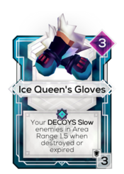 Ice Queen's Gloves
