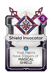 Shield Invocator