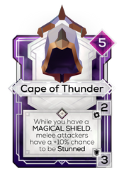 Cape of Thunder