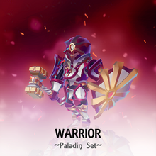 Set Warrior Paladin