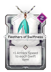 Feathers of Swiftness