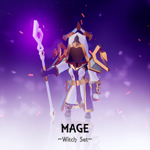 Set Mage Witch