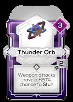 Thunder Orb