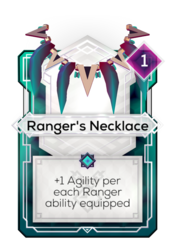 Ranger's Necklace