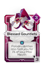 Blessed Gauntlets