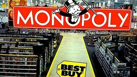 """Best Buys"" Most Boring Monopoly Game EVER? Game Toy Review by Mike Mozart of TheToyChannel"
