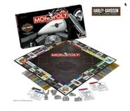 Monopoly-Harley-Davidson