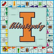 Illinopoly board