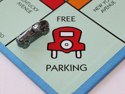 free parking monopoly wiki fandom powered by wikia