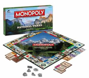 Monopoly National Parks Editionk