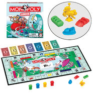 Monopoly Junior open