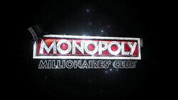 Monopoly Millionaires' Club Game Show