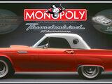 Ford Thunderbird 50th Anniversary Edition