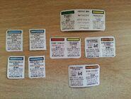 McDonalds Monopoly Game Pieces UK
