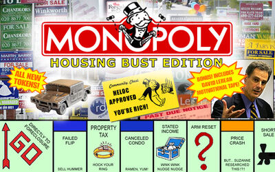 Monopoly Housing Bust
