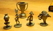 Looney Tunes edition tokens