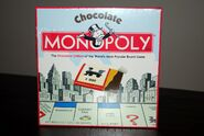 Monopoly Chocolate Edition box