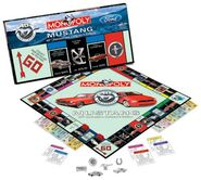Monopoly Ford Mustang 40 anniversary