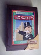 Vintage Monopoly Book