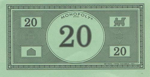 Image - $20.jpg   Monopoly Wiki   FANDOM powered by Wikia